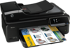 HP Officejet 7500A - E910a Multifunction Printer