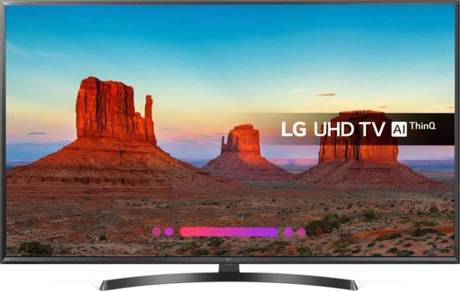 LG 50UK6470 tv