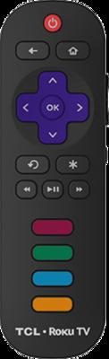 TCL 55P605B tv