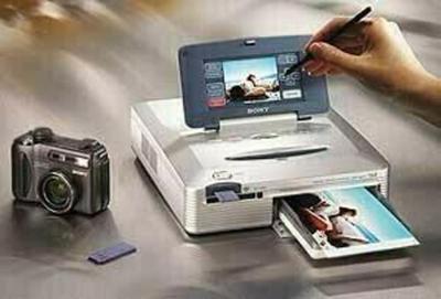 Sony DPP-SV77 Laserdrucker