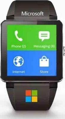 Microsoft Surface Watch Smartwatch