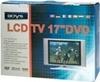 Odys LCD TV 17 DVD