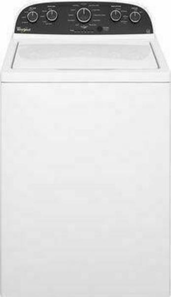 Whirlpool WTW4850BW washer