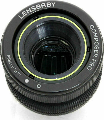 Lensbaby Composer Pro with Double Glass Optic