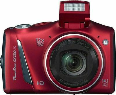 Canon PowerShot SX150 IS Digital Camera