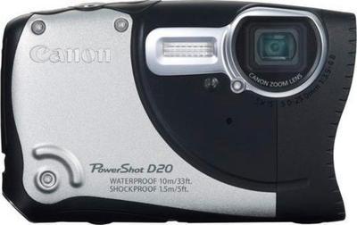 Canon PowerShot D20 Digitalkamera