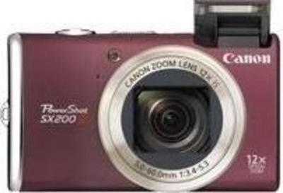 Canon PowerShot SX200 IS Digital Camera