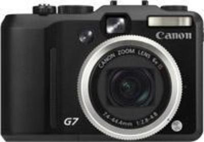 Canon PowerShot G7 Digitalkamera