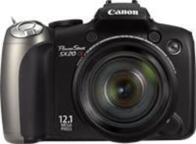 Canon PowerShot SX20 IS Digitalkamera