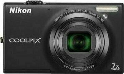 Nikon Coolpix S6100 Digital Camera
