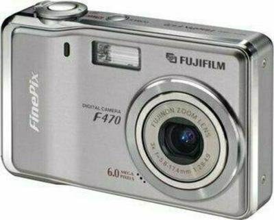 Fujifilm FinePix F470 Zoom Digital Camera