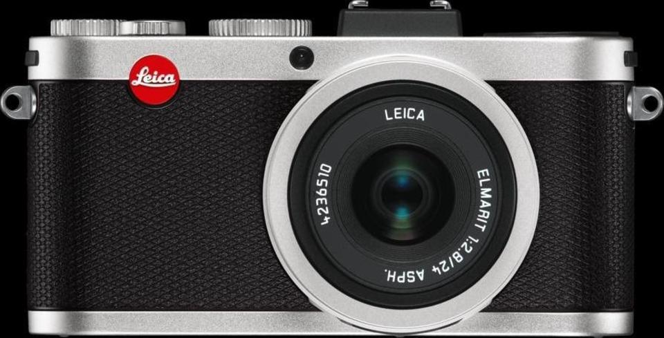 Leica X2 front