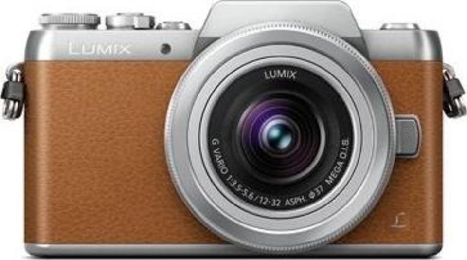 Panasonic Lumix DMC-GF7 front