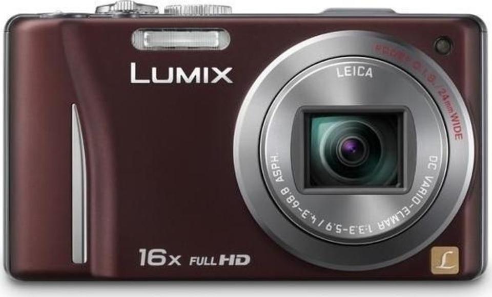Panasonic Lumix DMC-ZS10 Digital Camera