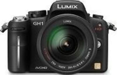 Panasonic Lumix DMC-GH1 Aparat cyfrowy