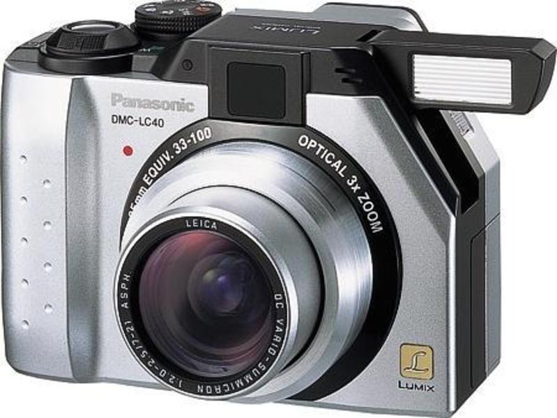 Panasonic Lumix DMC-LC40 angle