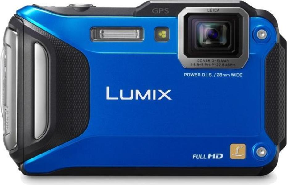 Panasonic Lumix DMC-TS5 front