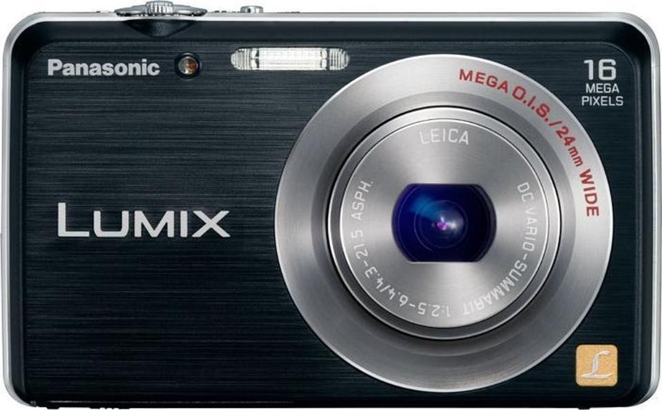 Panasonic Lumix DMC-FH8 front