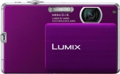 Panasonic Lumix DMC-FP3 Digital Camera