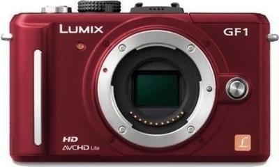 Panasonic Lumix DMC-GF1 Aparat cyfrowy