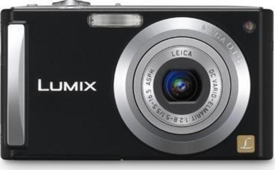 Panasonic Lumix DMC-FS3 front