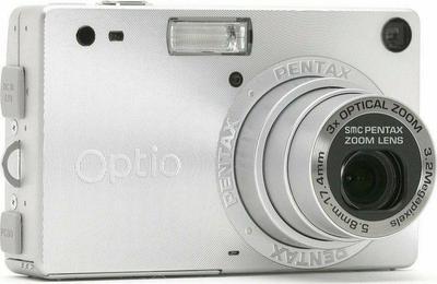 Pentax Optio S Digital Camera