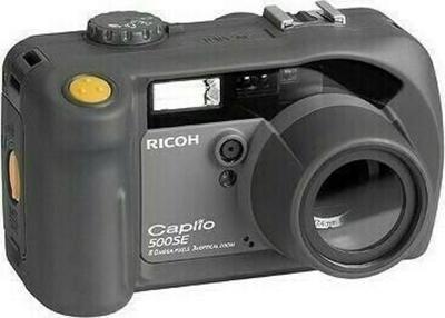 Ricoh Caplio 500SE Digital Camera