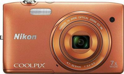 Nikon Coolpix S3500 Aparat cyfrowy