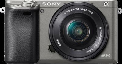 Sony Alpha a6000 Digitalkamera