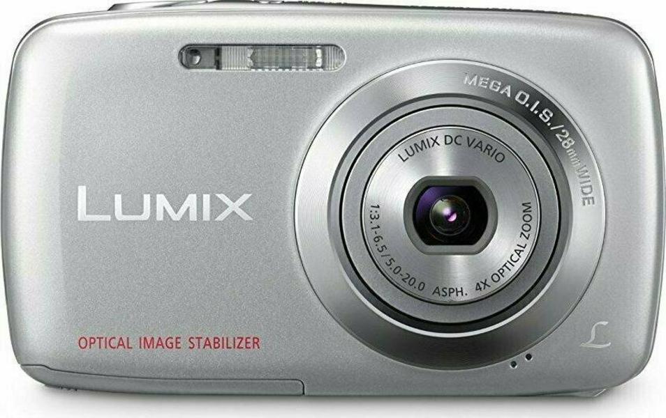 Panasonic Lumix DMC-S1 front