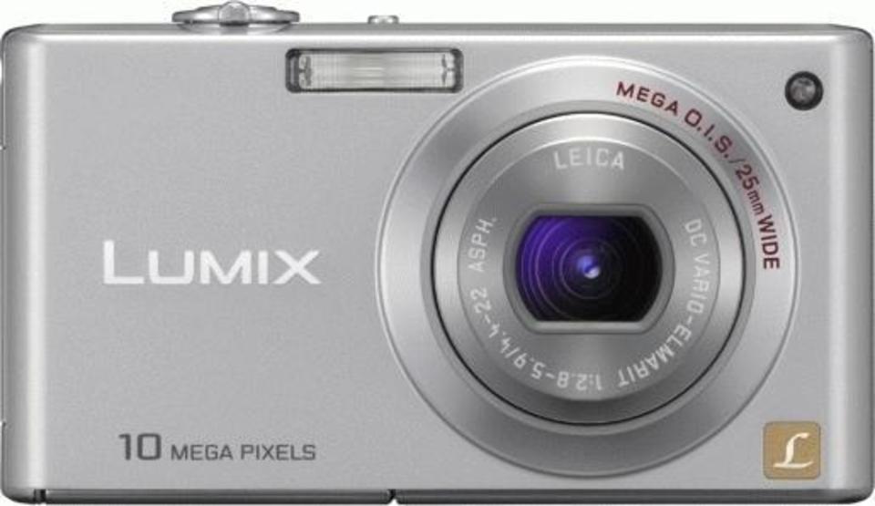Panasonic Lumix DMC-FX37 front