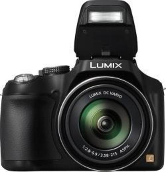 Panasonic Lumix DMC-FZ7 front