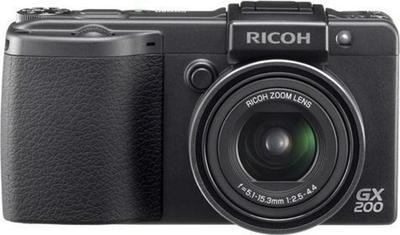 Ricoh Caplio GX200 Digital Camera