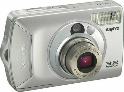 Sanyo DSC-S1 Digital Camera