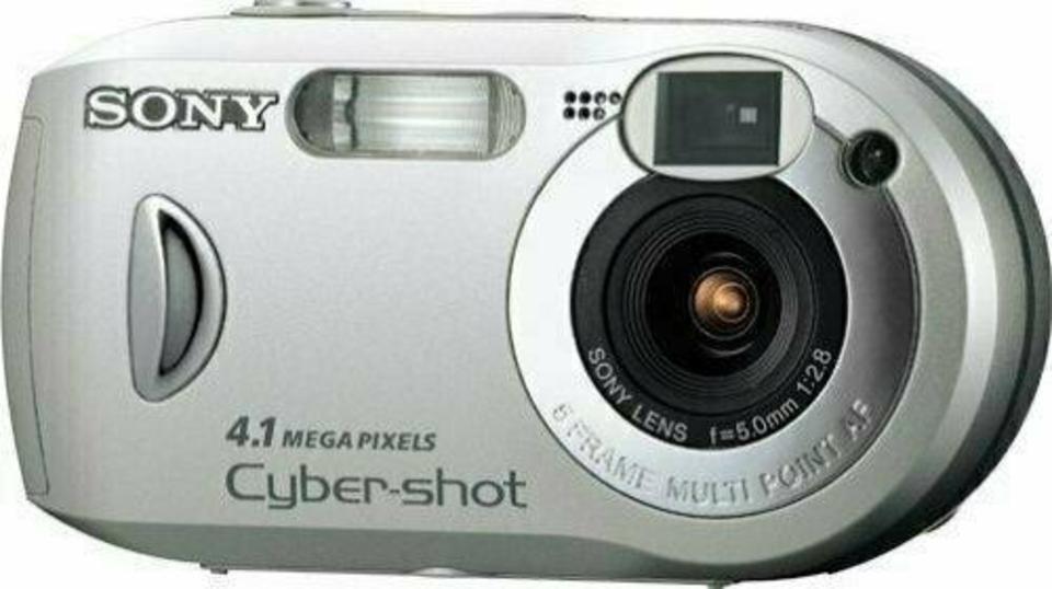 Sony Cyber-shot DSC-P41 Digital Camera