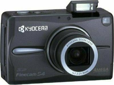 Kyocera Finecam S4 Digital Camera