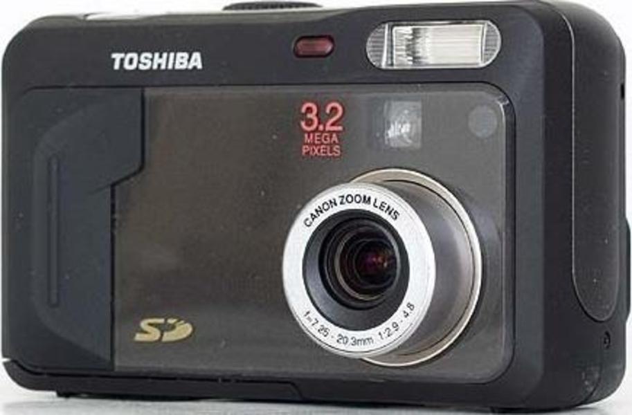 Toshiba PDR-3330 Digital Camera