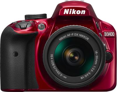 Nikon D3400 digital camera
