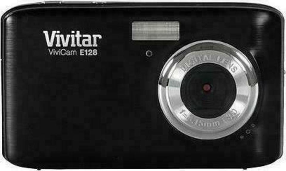 Vivitar ViviCam E128 front