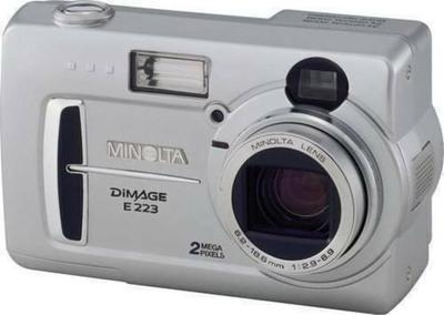 Konica Minolta DiMAGE E223 Digital Camera