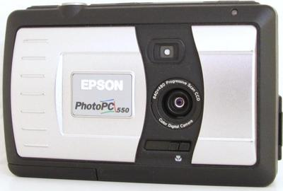 Epson PhotoPC 550 Digital Camera