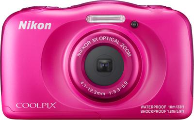 Nikon Coolpix W100 Digitalkamera