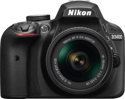 Nikon D3400 Aparat cyfrowy