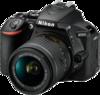 Nikon D5600 angle