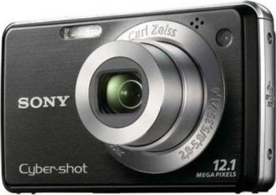 Sony CyberShot DSC-W215 Aparat cyfrowy