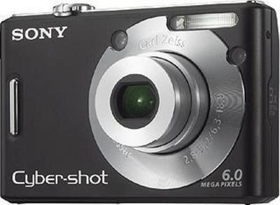Sony CyberShot DSC-W40 Aparat cyfrowy