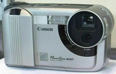 Canon PowerShot 600 Digitalkamera