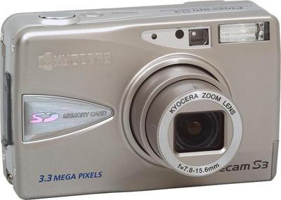 Kyocera Finecam S3 Digital Camera