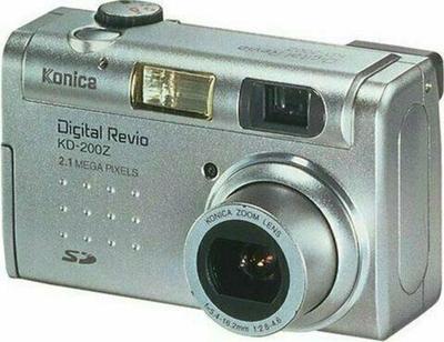 Konica Minolta KD-200 Zoom Digitalkamera