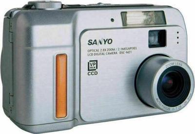 Sanyo DSC-MZ1 Digitalkamera